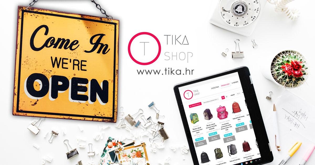 Tika Shop – vaša nova omiljena web trgovina